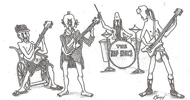 The Band by R  Allen Swezey