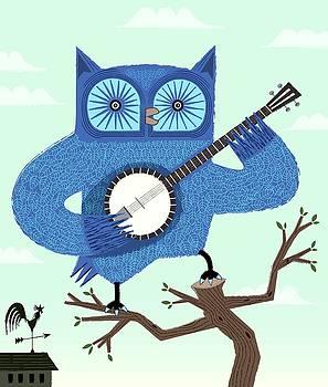 The Banjowl by Oliver Lake