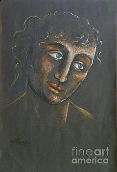 John by Ushangi Kumelashvili