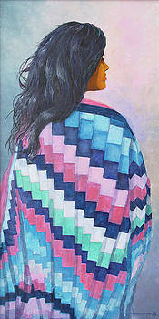 The Bargello Quilt by Ann Arensmeyer