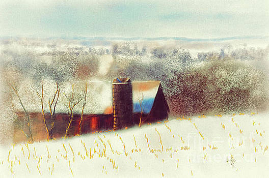 Lois Bryan - The Barn Over The Hill