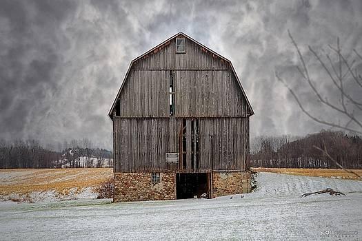 The Barn by Scott Fracasso