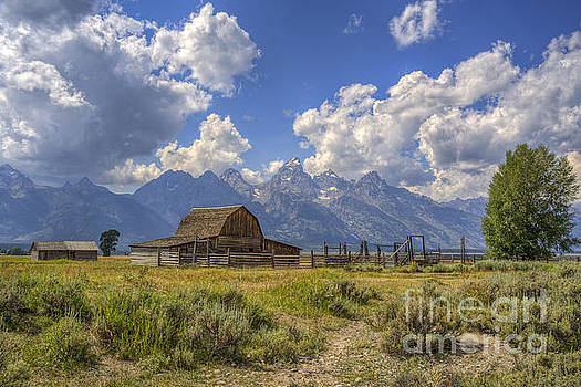 The Barn by Scott Wood