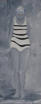 The Bather by Georgia Donovan