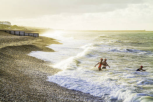 The Bathers by Russell Styles