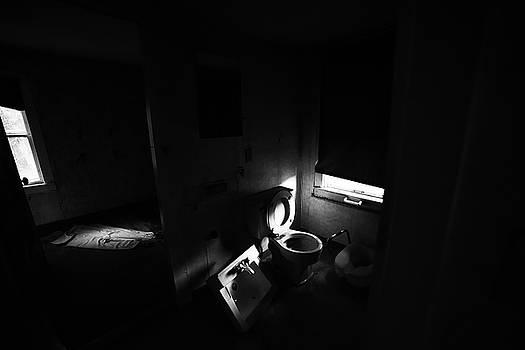 The Bathroom by Geoffrey Coelho