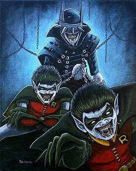 The Batman who Laughs by Al  Molina