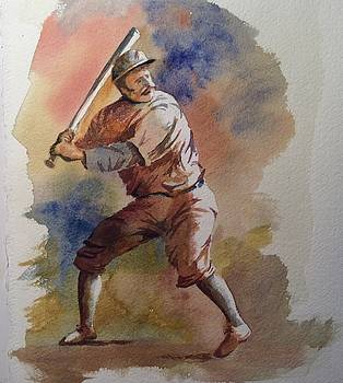 The Batter, 2017 by Jim Stovall