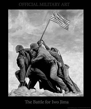Todd Krasovetz - The Battle for Iwo Jima by Todd Krasovetz