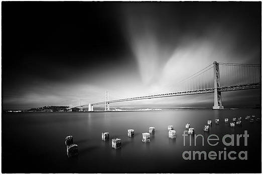 The Bay Bridge by James A Crawford