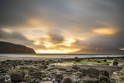 The Bay of Laig, Eigg by Neil Alexander