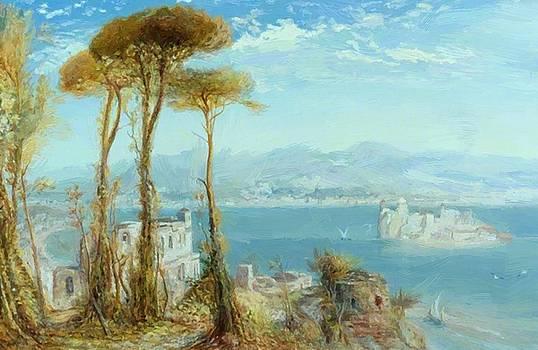 Webb James - The Bay Of Naples 1876