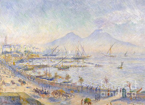Pierre Auguste Renoir - The Bay of Naples, 1881