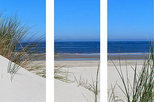 The Beach 3# by John Vriesekolk