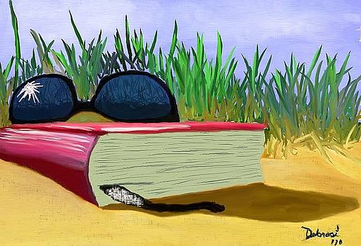 The Beachin Red Book by Deborah Rosier