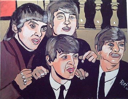 The Beatles by Jeffrey Foti