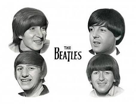 The Beatles by Jonathan Harris