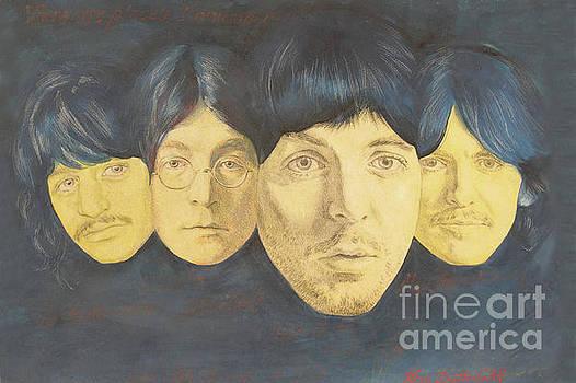 The Beatles by Kean Butterfield