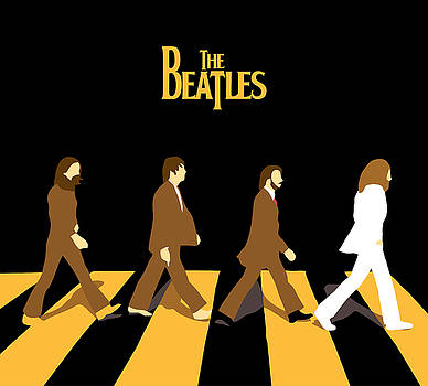 The Beatles No.19 by Caio Caldas
