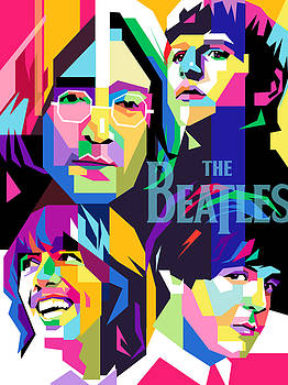 The Beatles on WPAP by Ahmad Nusyirwan