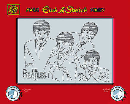 Ron Magnes - The Beatles
