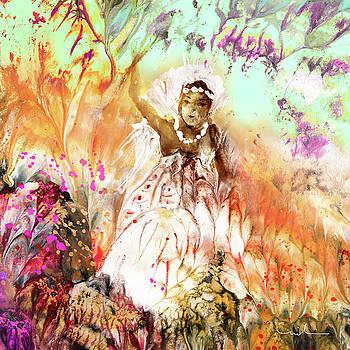 The Beautiful Black Bride by Miki De Goodaboom