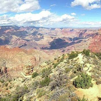 The #beautiful #grandcanyonnationalpark by Patricia And Craig