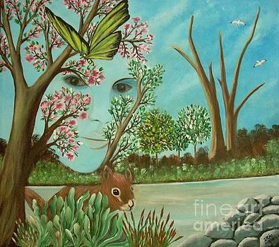 The Beautiful Nature by Iris  Mora