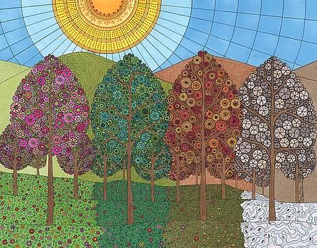 The Beauty of Change by Pamela Schiermeyer