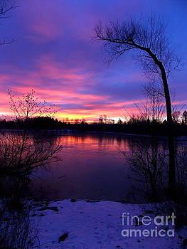 The Beauty of Dawn by Irfan Gillani
