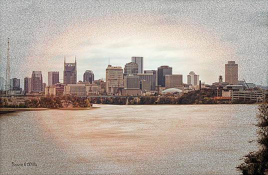 Nashville Tennessee by Bonnie Willis