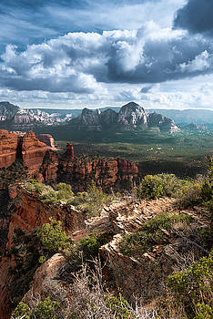 The Beauty of Sedona by Michael McClellan