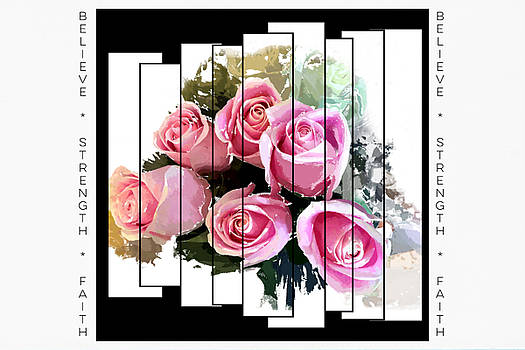 The Beauty of the Rose - Encouragement Cards by Linda Ouellette