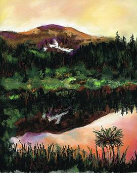 The Beaver Ponds by Frances Marino