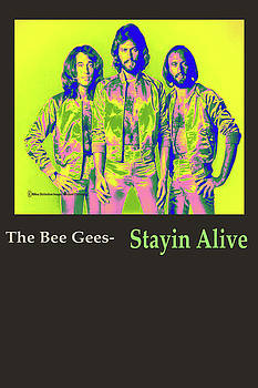 The Bee Gees  by Michael Chatman
