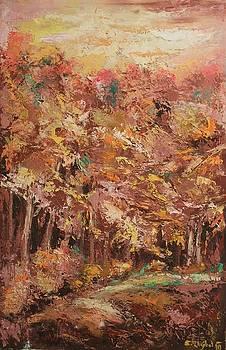 The Beech Forest by Stanislav Zhejbal