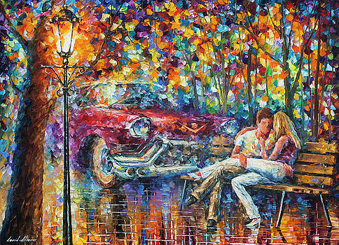 The Begining 1959 by Leonid Afremov
