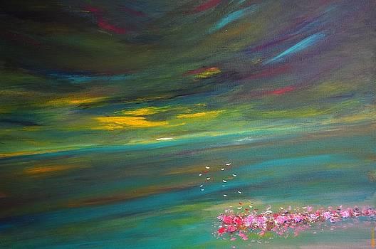The Beginning of Infinity by Rakhee Krishna