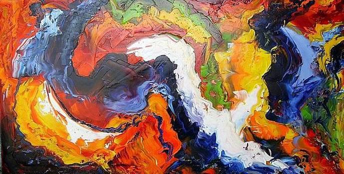 The Beginning by Rumen Dragiev