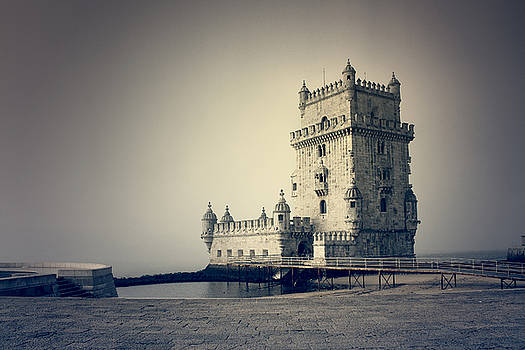 The Belem Tower by Mickael PLICHARD