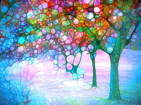 The Bench Beneath my Daydreams by Tara Turner