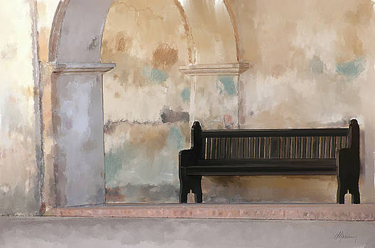 The Bench by Michael Greenaway