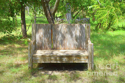 The Bench by Ray Shrewsberry