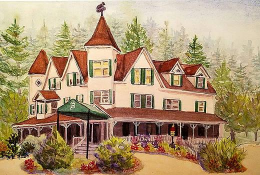 The Bernerhof by Sharon E Allen