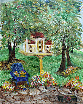 The Best Seat in the House by Kathy Knopp