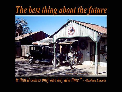 Tamara Kulish - The Best Thing About the Future