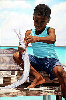 The Big Catch by Nicole Minnis