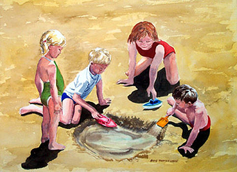 The Big Dig by Anne Trotter Hodge