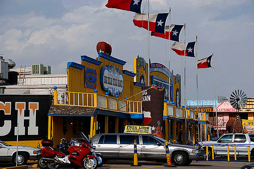 Susanne Van Hulst - The Big Texan in Amarillo