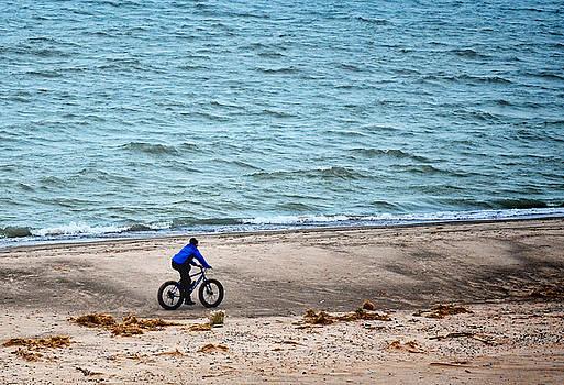 The Bike Ride by Jeffrey Platt